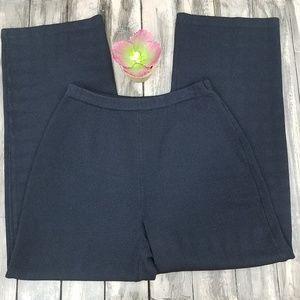 St. John knitted pants
